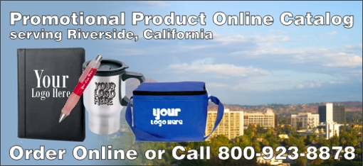 Promotional Products Riverside, California